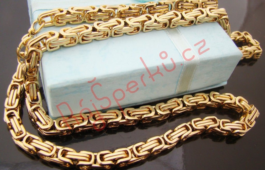 b1b15e952 Kliknutím zvětšíte obrázek. řetízek, náhrdelník - chirurgická ocel